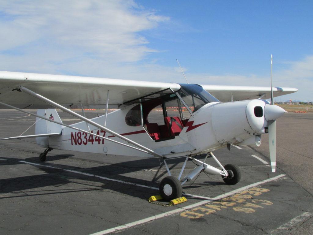 Aircraft Rental – Chandler Air Service